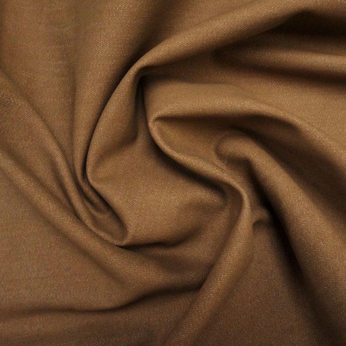 Waltham Cotton Denim Fabric by Lady McElroy