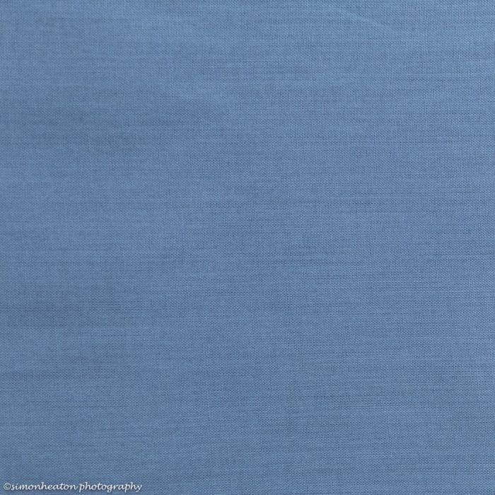 blue cotton organic