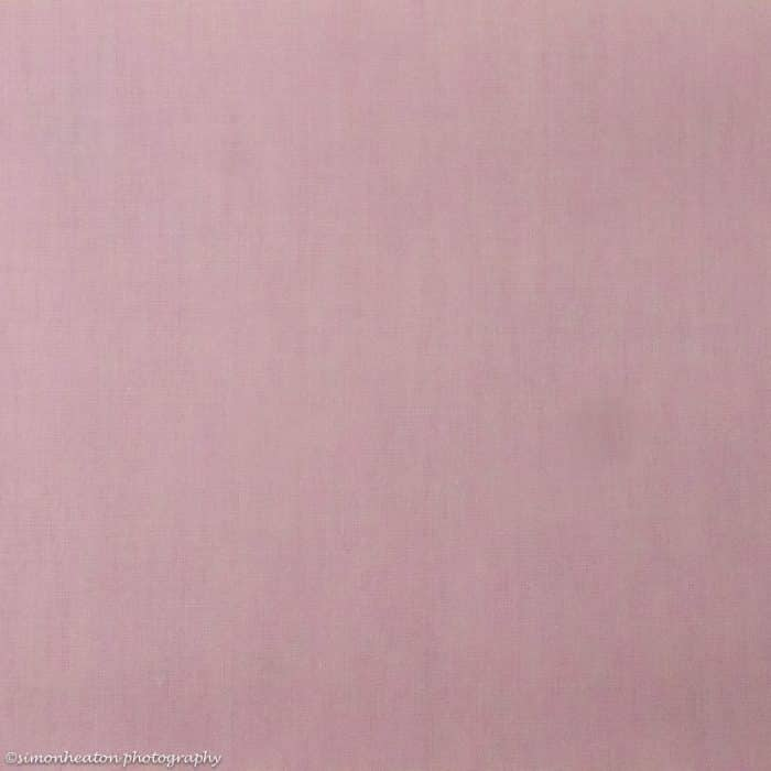 Organic Cotton Voile Dress Fabric - Light Pink
