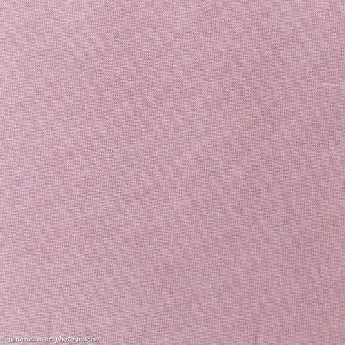 Cotton Chambray Poplin Dress Fabric - Light Pink