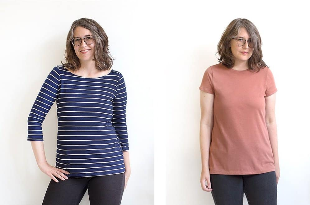 Grainline Studio – Lark Tee Sewing Pattern
