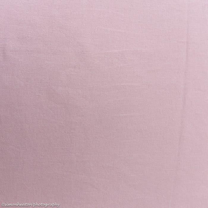Linen Cotton Dress Fabric - Pale Pink