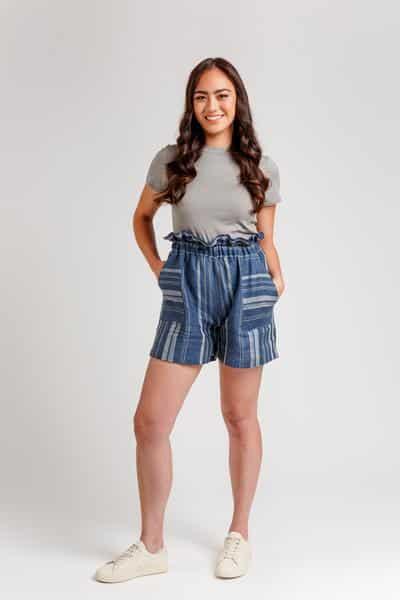 Megan Nielsen Opal Pants and Shorts Sewing Pattern