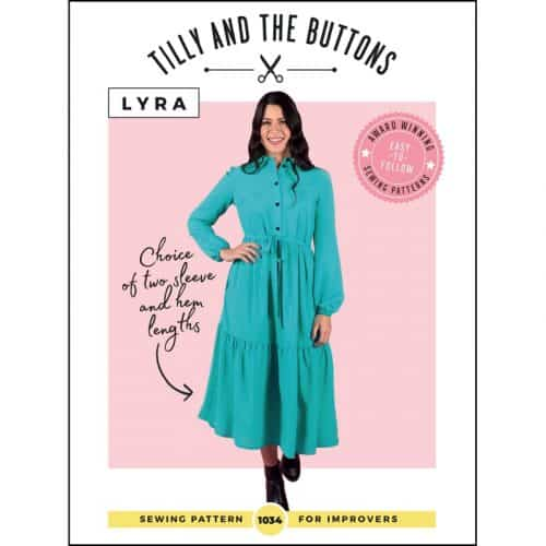 SEWING PATTERN LYRA DRESS