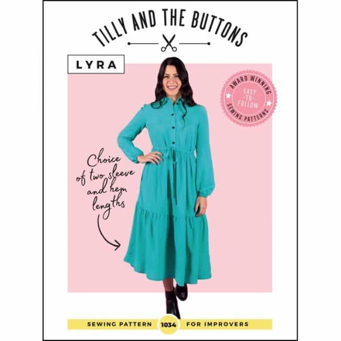 SEWING PATTERN LYRA DRESS