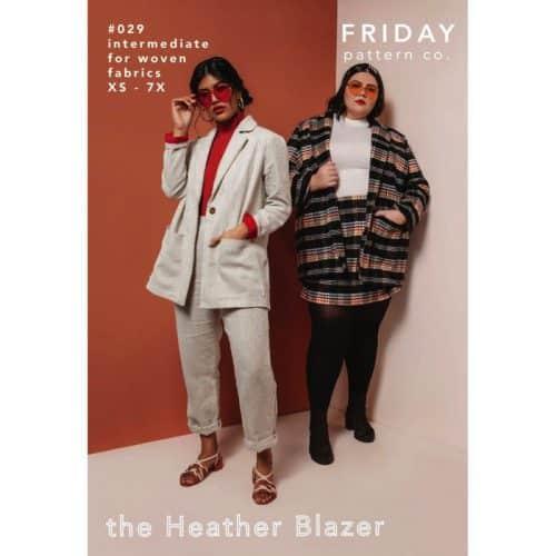 The Heather blazer