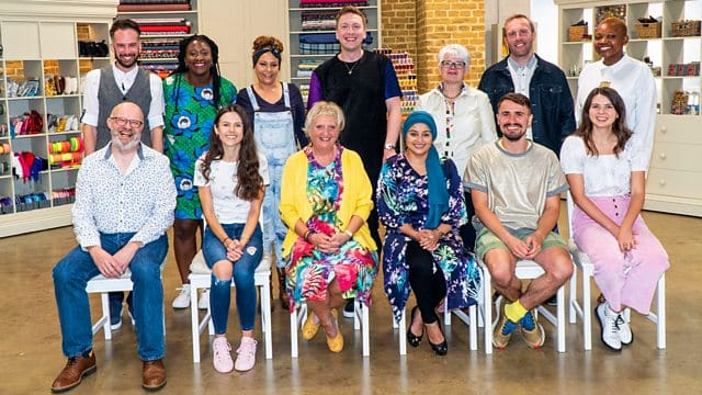 Great British Sewing Bee 2021 Episode One - The Contestants
