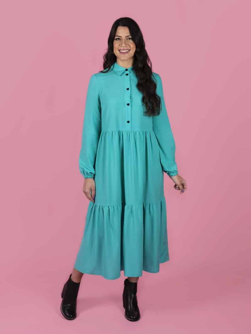 Lyra Dress - Tilly and the Buttons