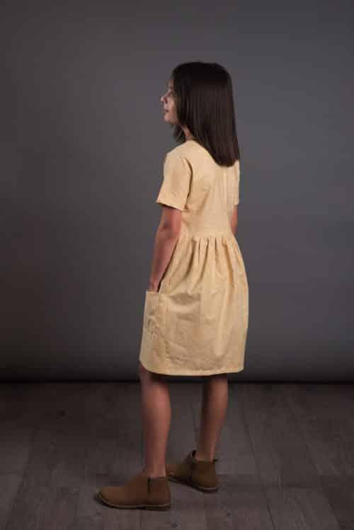The Gathered Dress