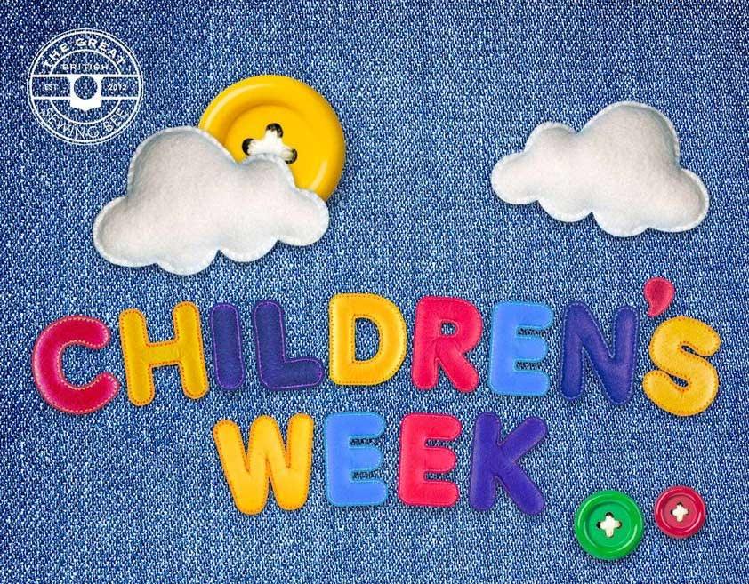 Great British Sewing Bee 2021 Episode Five - Children's Week