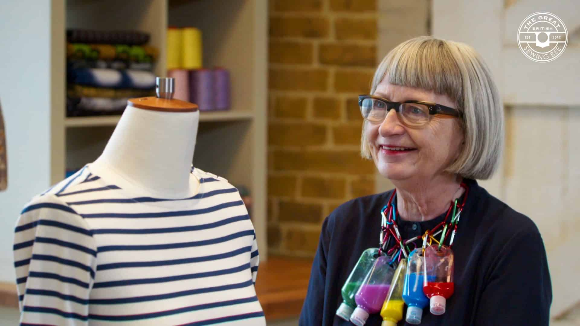 Great British Sewing Bee 2021 Episode Four