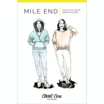the mile end sweatshirt