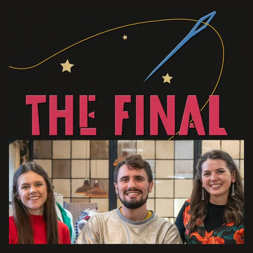 Great British Sewing Bee 2021 - The Final