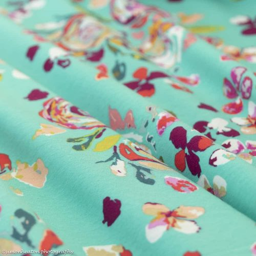 Swifting Flora Boho in Knit
