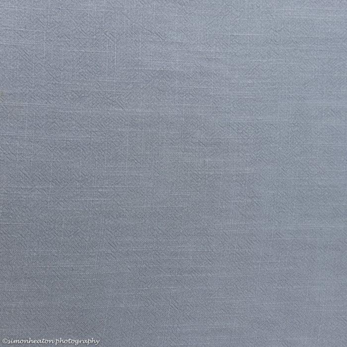 Viscose Linen Dress Fabric - Dusty Blue