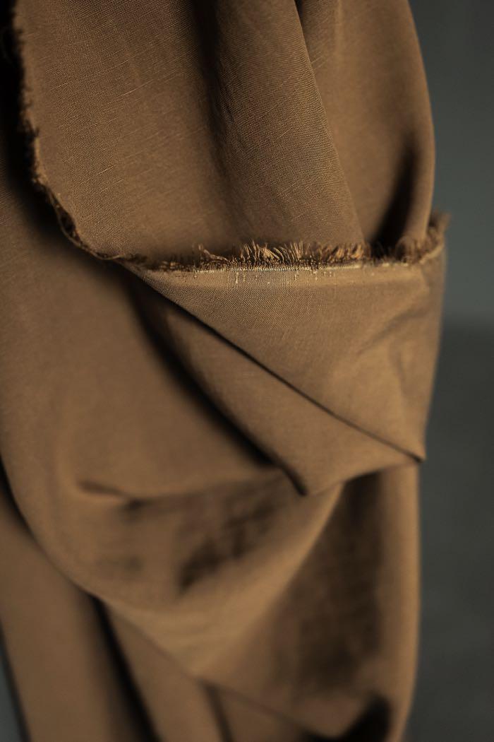 Tencel Linen Dress Fabric - Olivia
