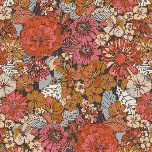 Fleuron Haven by Art Gallery Fabrics in Flannel