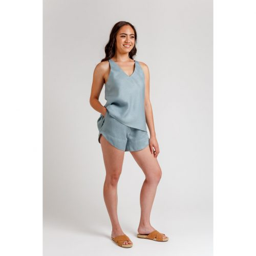 Reef camisole & shorts
