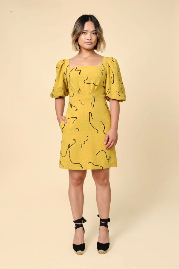 Pauline Dress Pattern